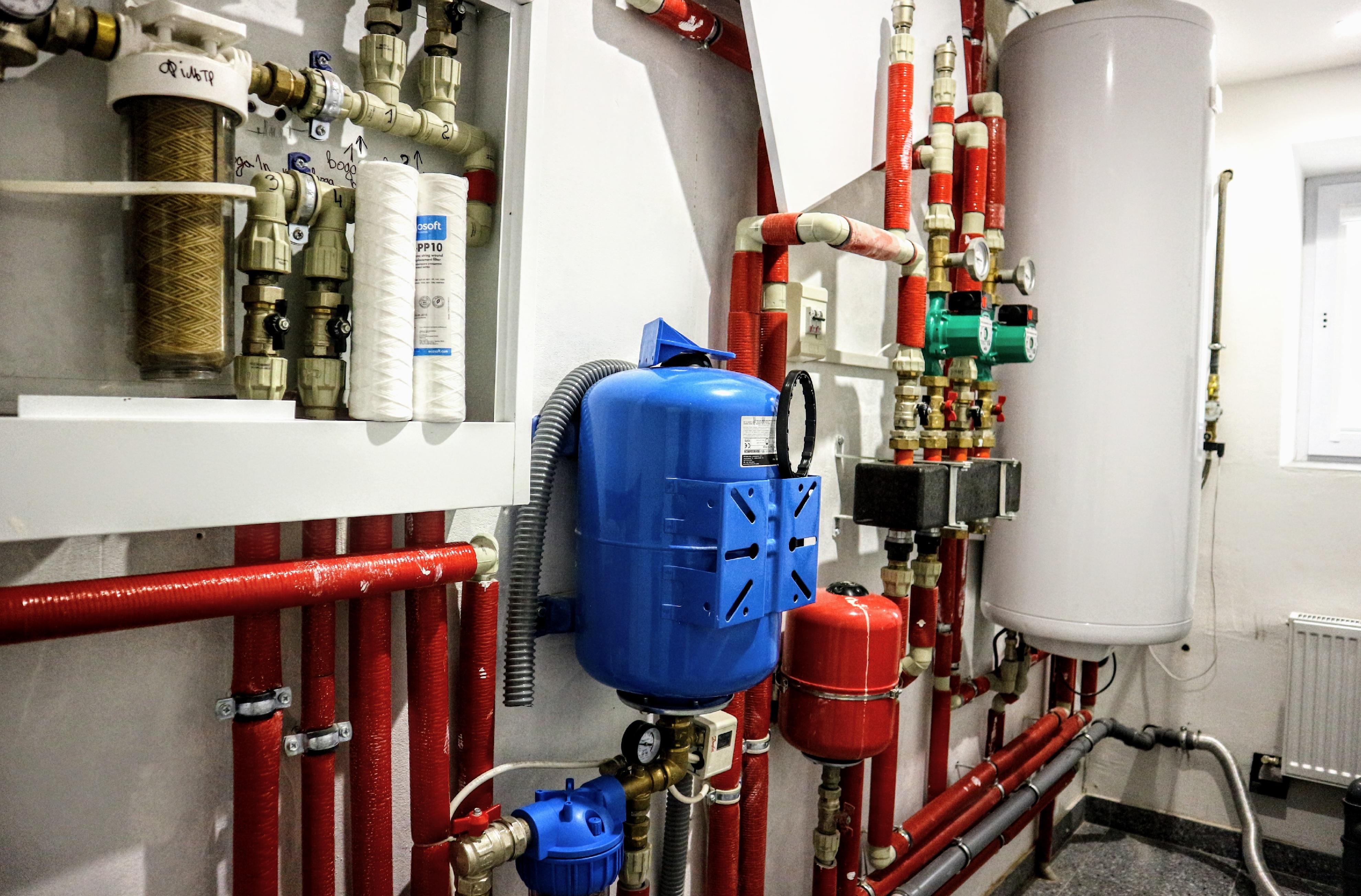 Монтаж систем опалення в Івано-Франківську. Ціни на встановлення систем опалення